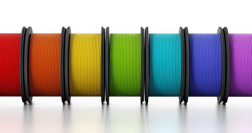 3D Printing Filaments Guide
