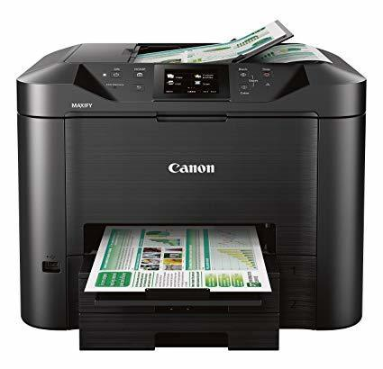 Canon MB5420 Wireless All-in-One Printer,Scanner, Copier and Fax, with Mobile and Duplex Printing
