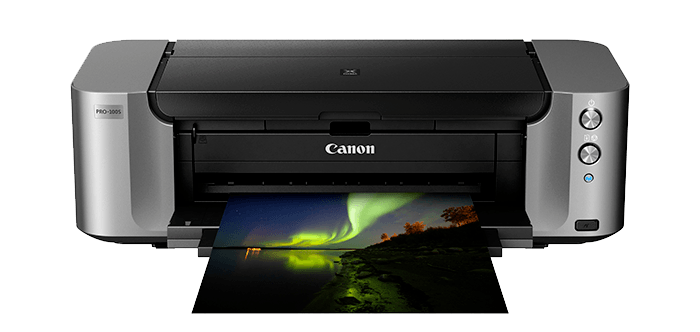 Canon PIXMA PRO 100 Wireless Color Professional Inkjet Printer