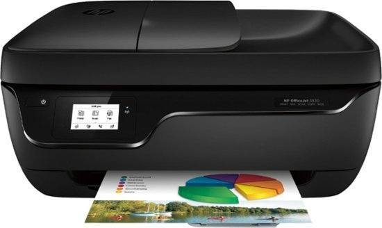 HP OfficeJet 3830 All in one printer