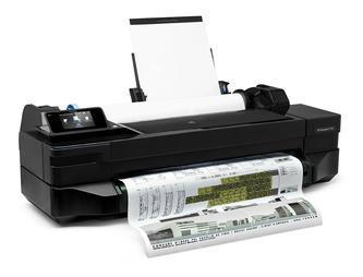 HP DesignJet T120 Wide format printer for home offices