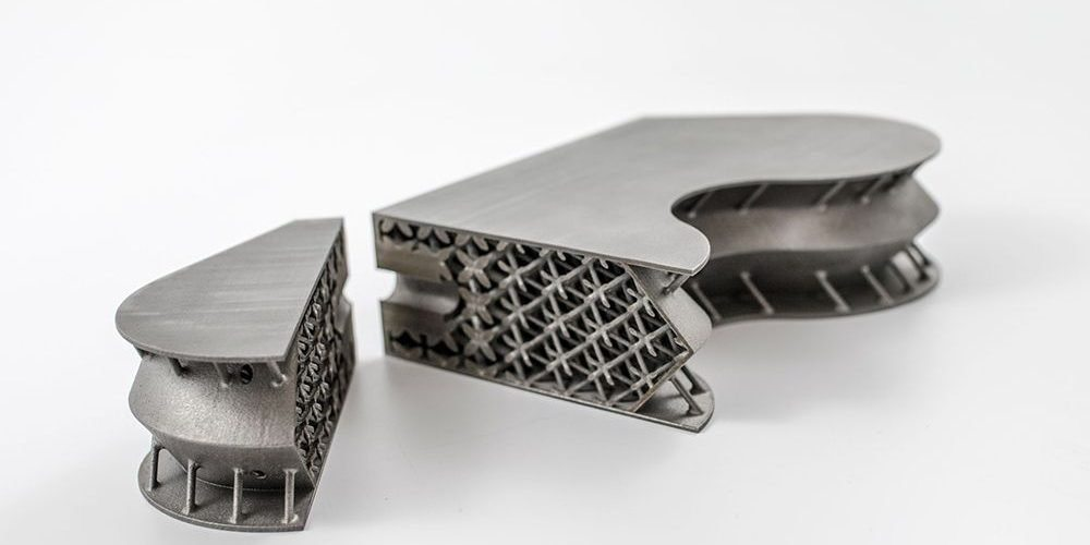 3D Printer Materials - Metal