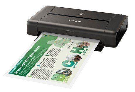 Canon PIXMA iP110 Mobile Printer for students