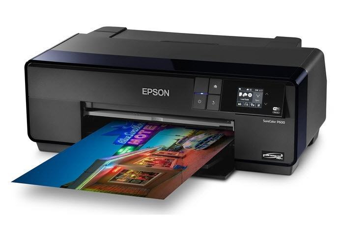 Epson SureColor P600 for cardstocks