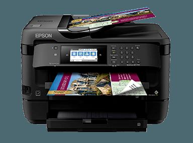 Epson WorkForce WF-7720 printer