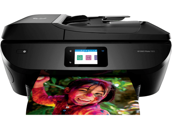 HP ENVY Photo 7855 Printer for Art Prints