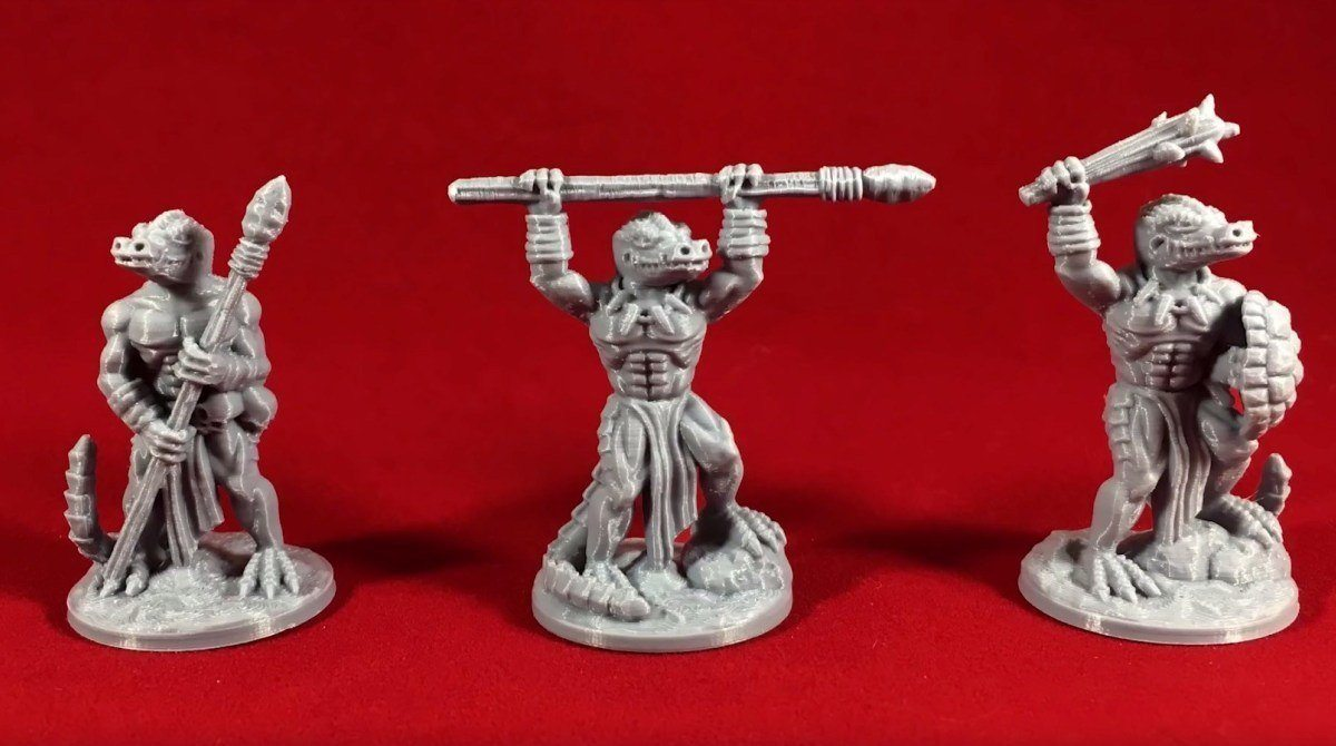 A Good 3D Printer For Printing Miniatures