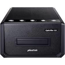 Plustek's OpticFilm 135