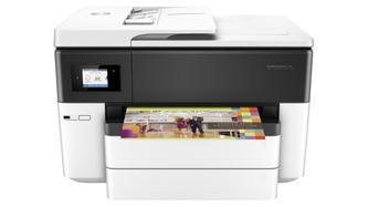 HP OfficeJet Pro 7740 Wide-Format Printer Review