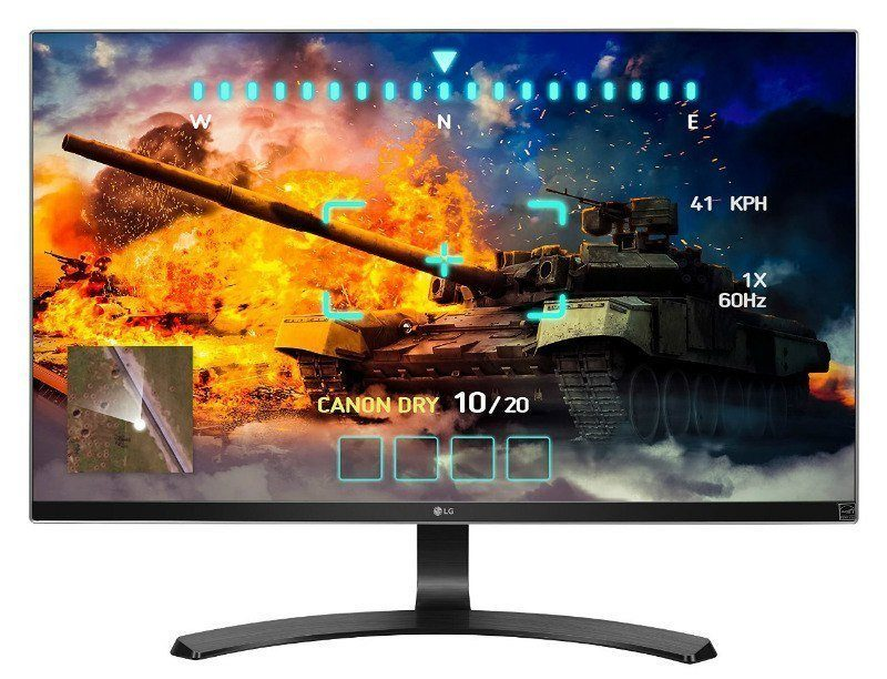 good monitor for PS4 Pro