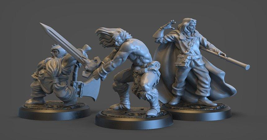 How to Design and Print 3D Miniatures