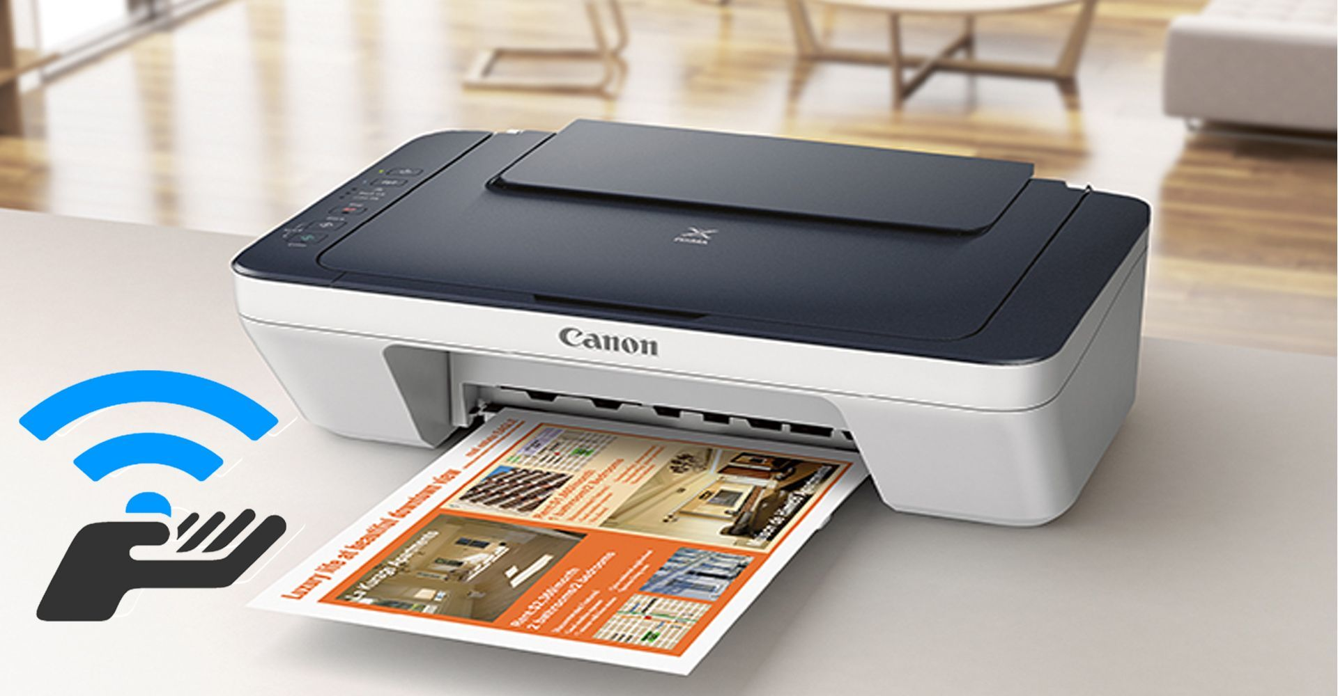 How to Connect Canon Printer to WiFi?
