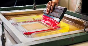 What is Screen Printing & How does it work?