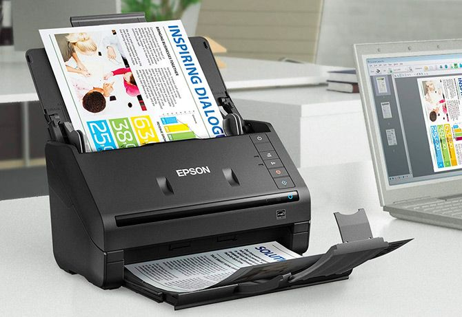 Best Automatic Document Feeder Scanner