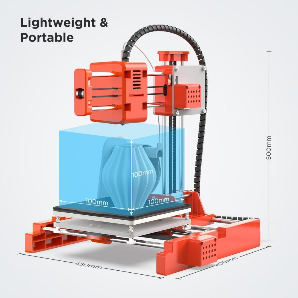 LABISTS Mini 3D Printer