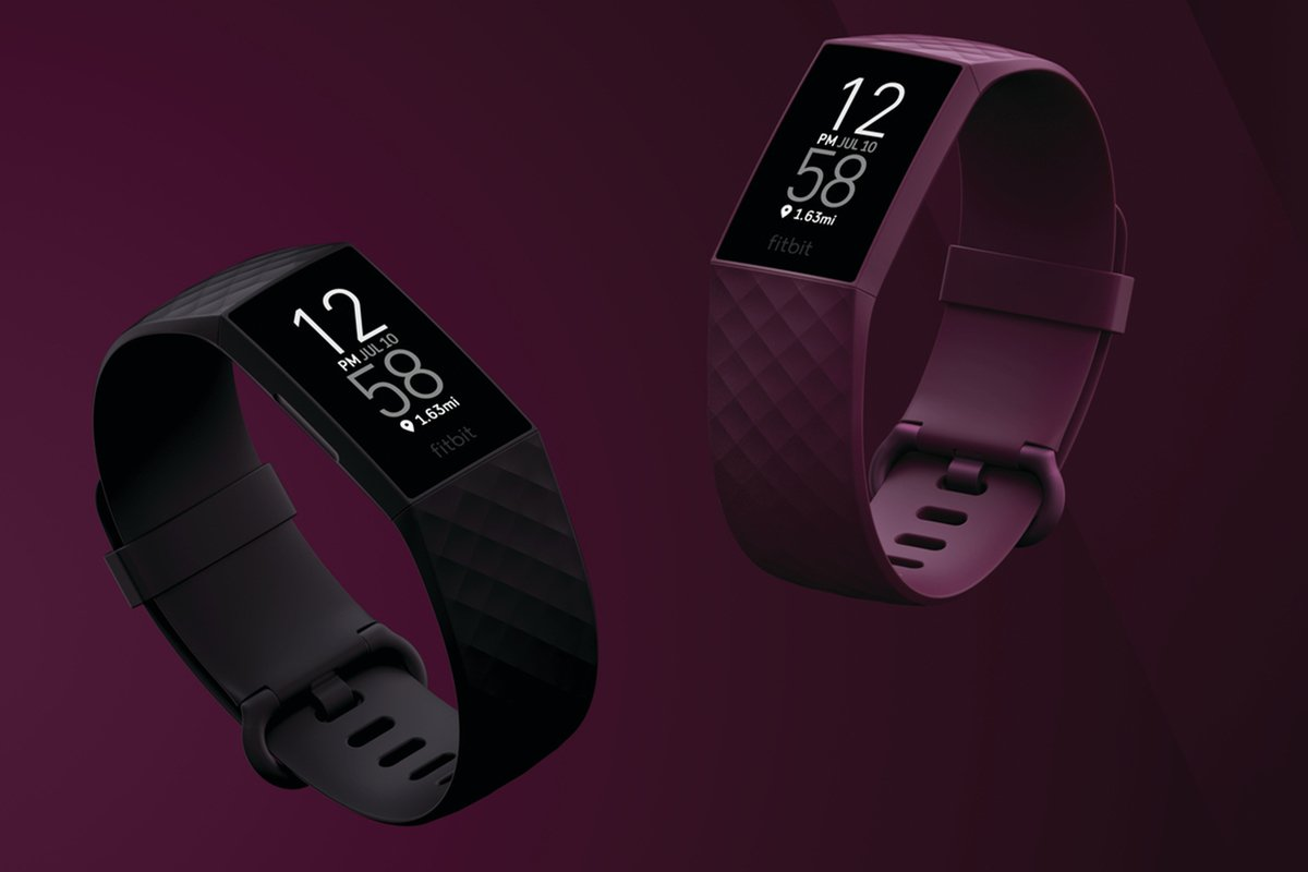 Fitbit Charge 4 vs Fitbit Charge 3
