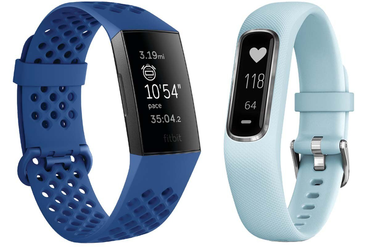 Fitbit Charge 4 vs. Garmin Vivoactive 3