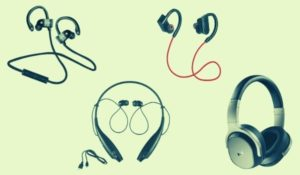 Selection of wireless headphone Design