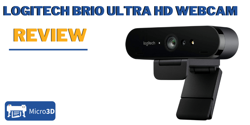Logitech Brio Ultra HD Webcam review