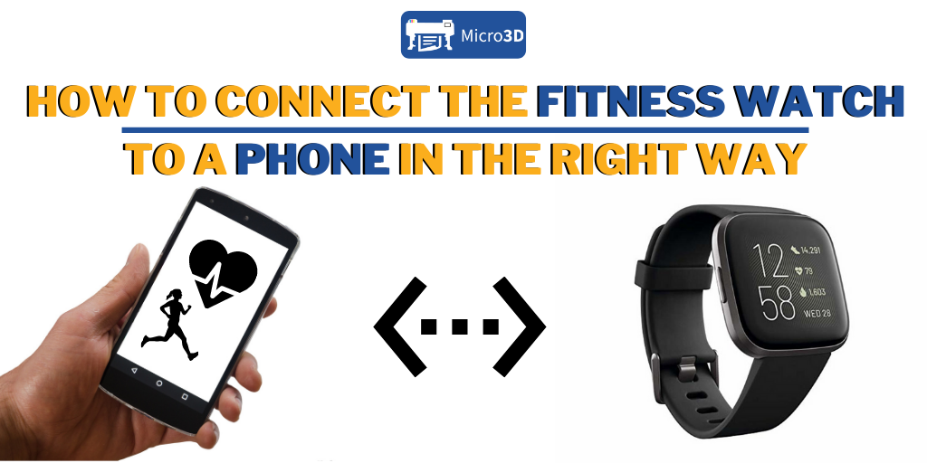 How To Connect the Fitness Watch To A Phone in The Right Way