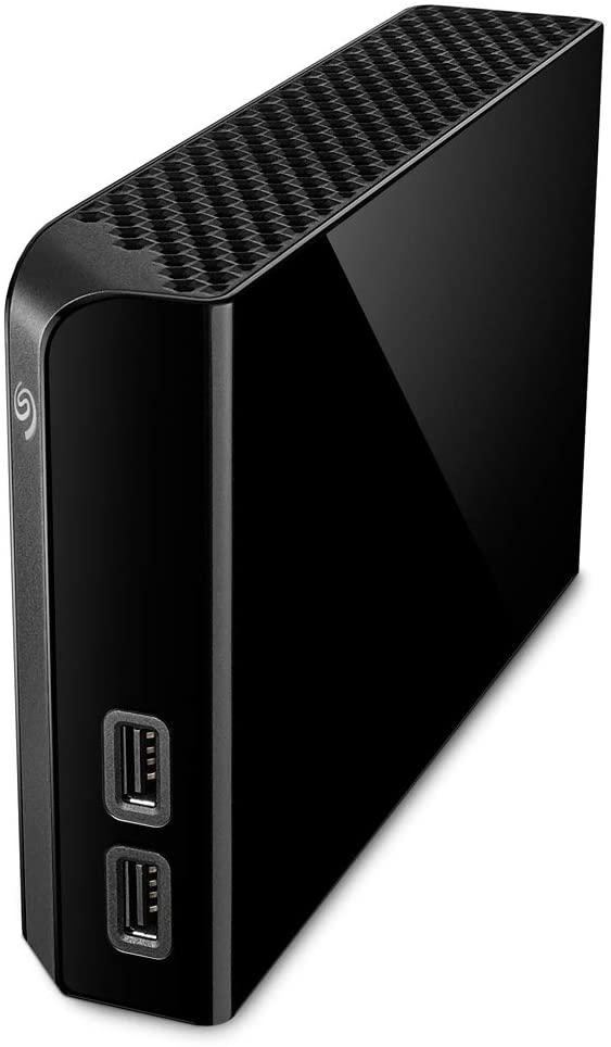 Seagate STEL6000100 Backup Plus Hub 6TB External Hard Drive Desktop HDD
