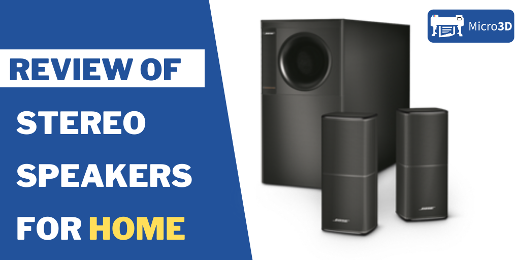 stereo speakers for home reviews