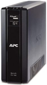 APC 1500VA UPS Battery Backup & Surge Protector with AVR