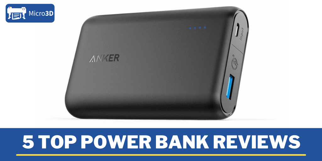 5 Top Power Bank Reviews
